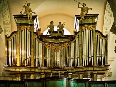 Oprawa muzyczna w kościele