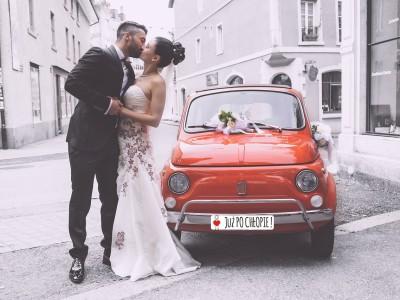 Czym do ślubu? - Najciekawsze propozycje ślubnych środków lokomocji